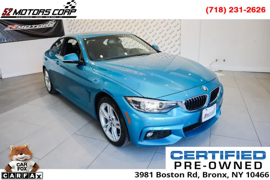 Used 2018 BMW 4 Series in Woodside, New York | 52Motors Corp. Woodside, New York