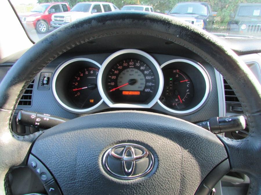 Used Toyota Tacoma 4WD Access V6 AT 2010 | United Auto Sales of E Windsor, Inc. East Windsor, Connecticut