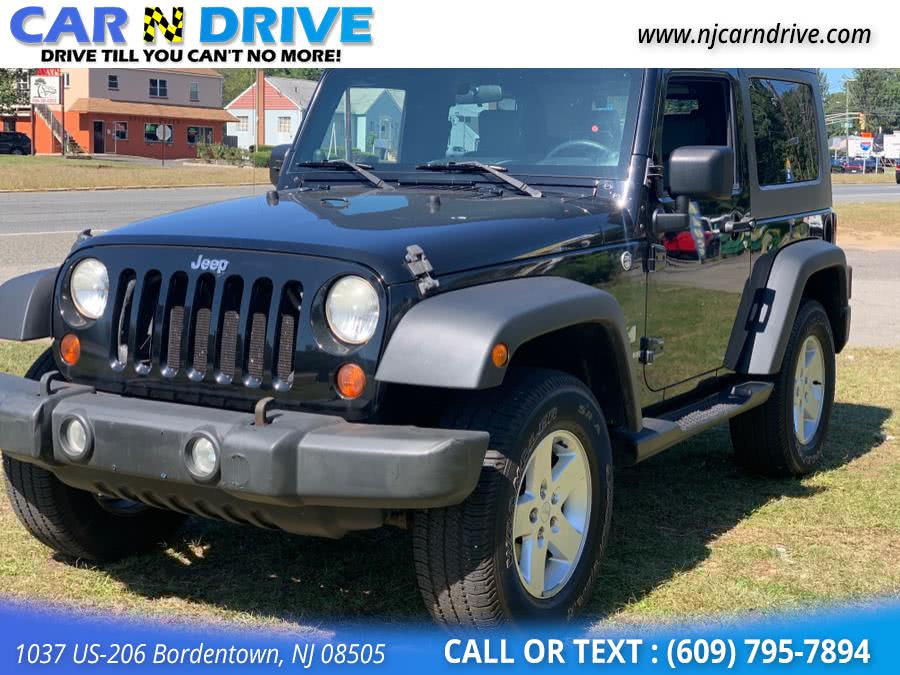 Used Jeep Wrangler X 2009 | Car N Drive. Bordentown, New Jersey