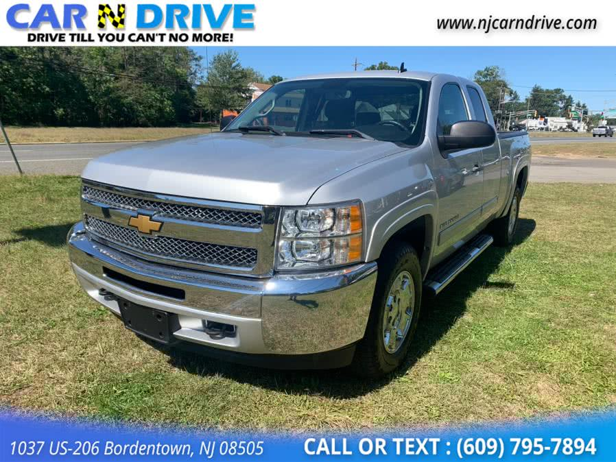 Used 2012 Chevrolet Silverado 1500 in Bordentown, New Jersey | Car N Drive. Bordentown, New Jersey
