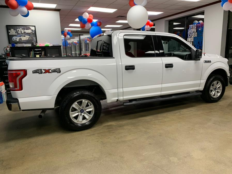 Used Ford F-150 XLT 4WD SuperCrew 5.5'' Box 2017 | 5 Towns Drive. Inwood, New York