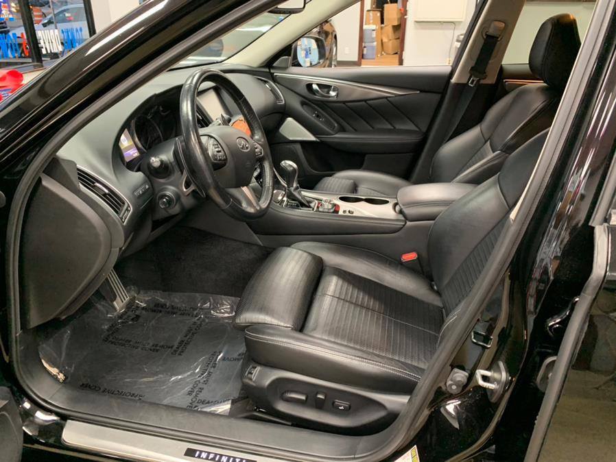 Used INFINITI Q50 SPORT 2.0t Premium AWD 2017 | 5 Towns Drive. Inwood, New York