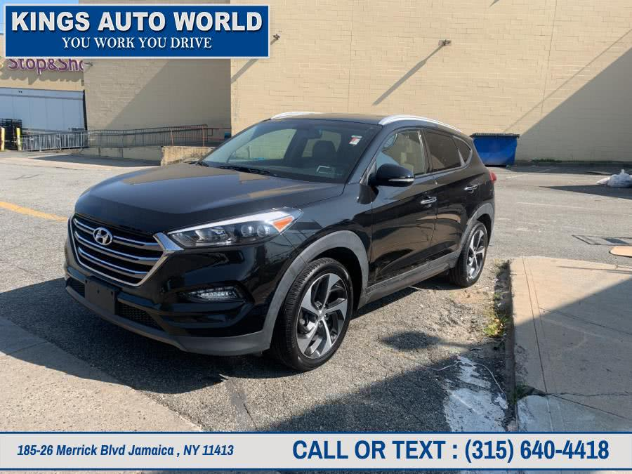 Used Hyundai Tucson AWD 4dr Eco w/Beige Int 2016 | Kings Auto World. Jamaica , New York