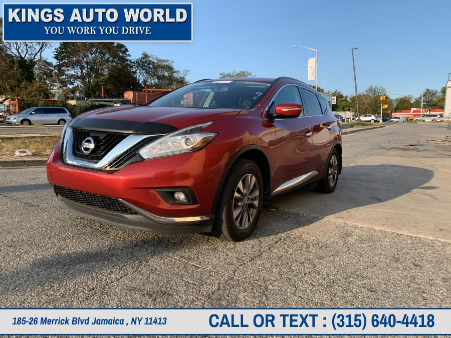 Used Nissan Murano AWD 4dr SV 2015 | Kings Auto World. Jamaica , New York