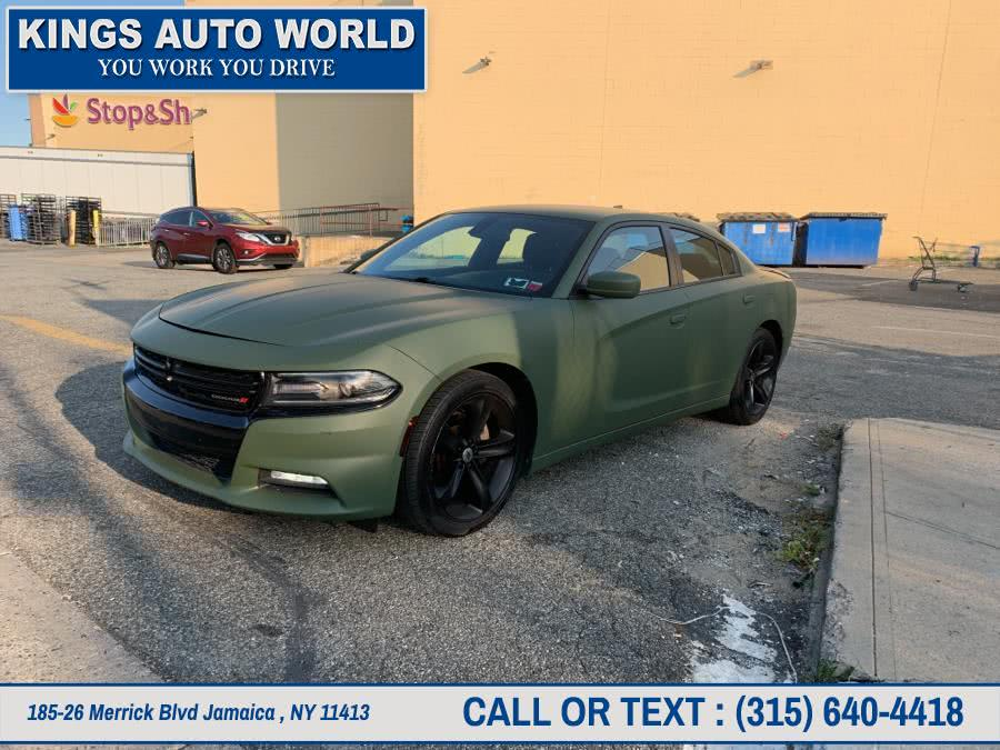Used Dodge Charger R/T RWD 2017 | Kings Auto World. Jamaica , New York