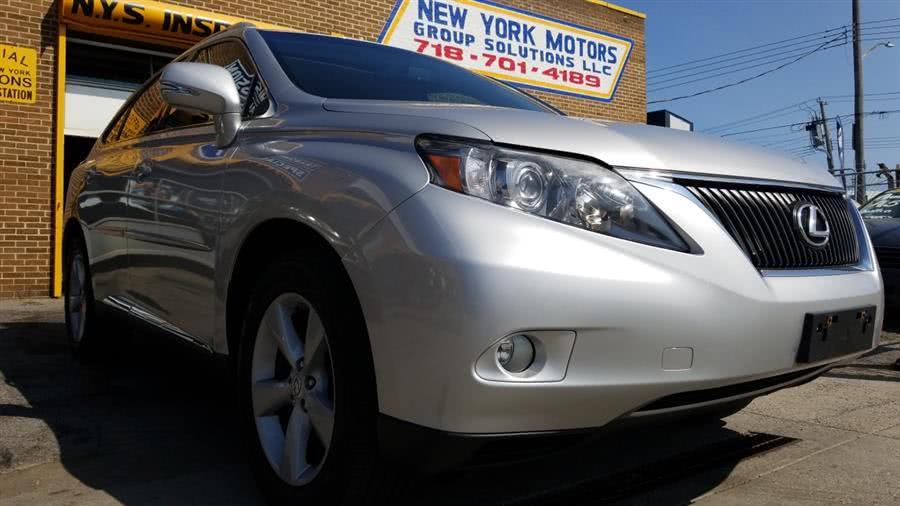 Used 2011 Lexus RX 350 in Bronx, New York | New York Motors Group Solutions LLC. Bronx, New York