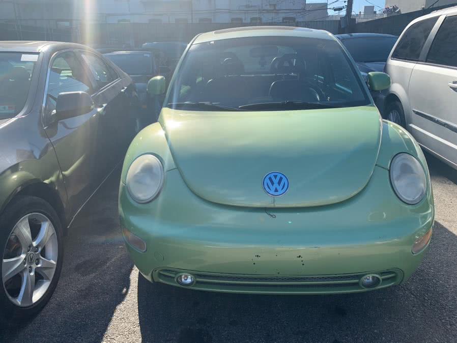 Used Volkswagen New Beetle 2dr Cpe GLS Auto 1999 | Atlantic Used Car Sales. Brooklyn, New York