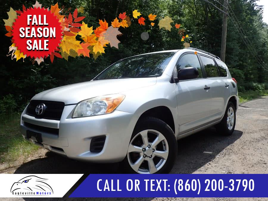 2009 Toyota RAV4 4WD, available for sale in Storrs, CT