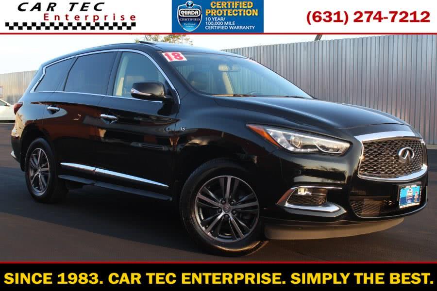 Used 2018 INFINITI QX60 in Deer Park, New York | Car Tec Enterprise Leasing & Sales LLC. Deer Park, New York