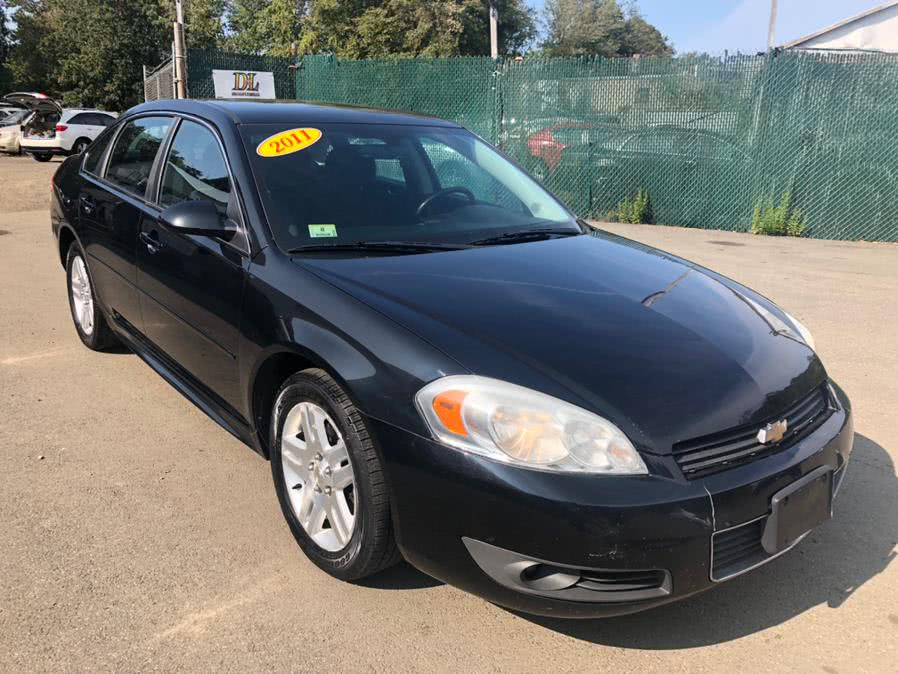 Used Chevrolet Impala 4dr Sdn LT Fleet 2011 | Cos Central Auto. Meriden, Connecticut