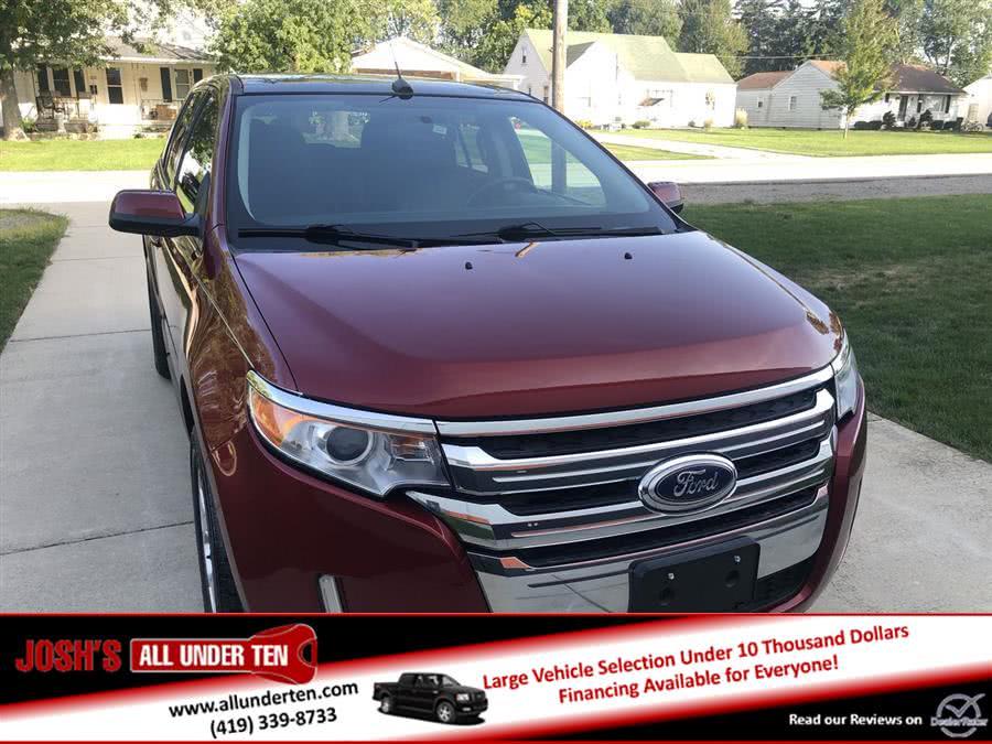 Used 2013 Ford Edge in Elida, Ohio | Josh's All Under Ten LLC. Elida, Ohio
