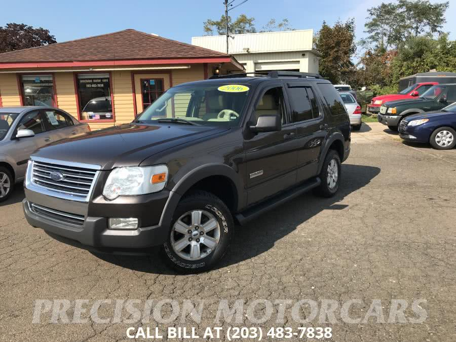 Used 2006 Ford Explorer in Branford, Connecticut | Precision Motor Cars LLC. Branford, Connecticut