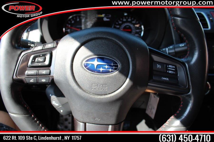 Used Subaru WRX Premium Manual 2018 | Power Motor Group. Lindenhurst , New York