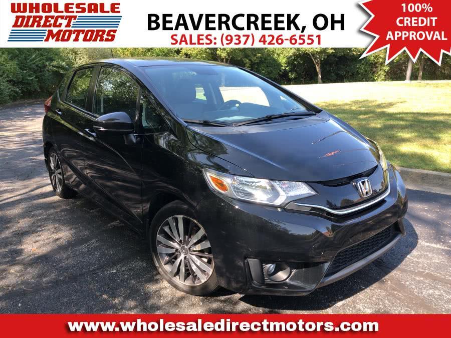 Used Honda Fit EX-L CVT 2017 | Wholesale Direct Motors. Beavercreek, Ohio