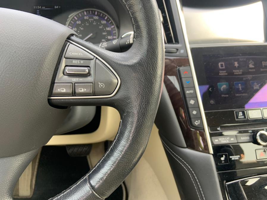 Used INFINITI Q50 3.0t Premium AWD 2017 | Sophia's Auto Sales Inc. Worcester, Massachusetts