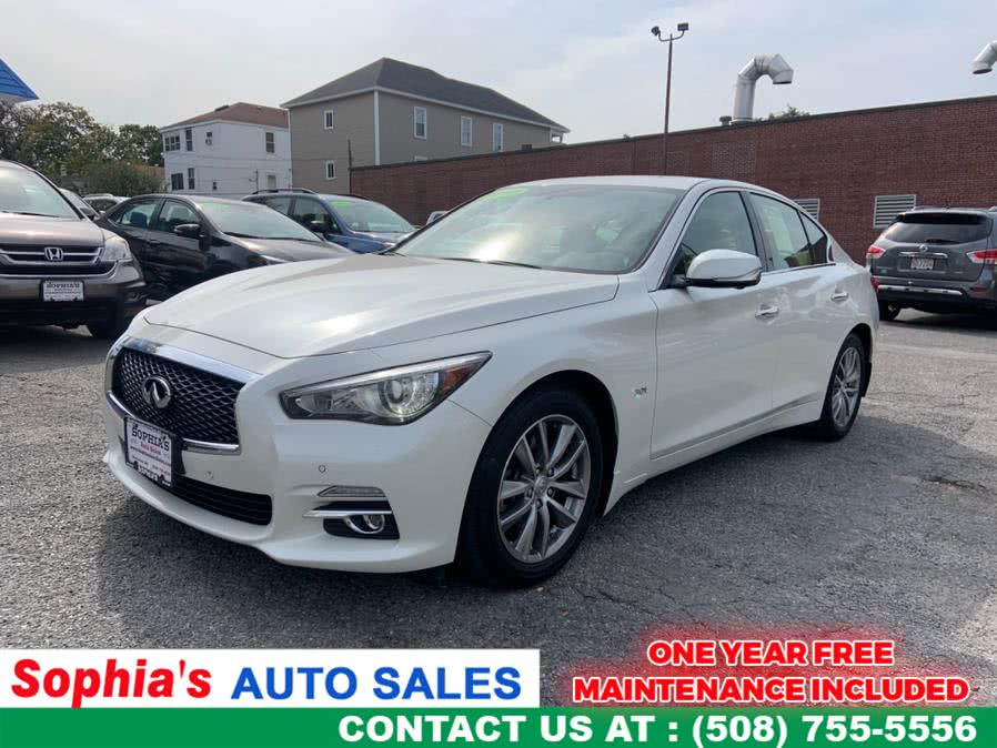 Used 2017 INFINITI Q50 in Worcester, Massachusetts | Sophia's Auto Sales Inc. Worcester, Massachusetts