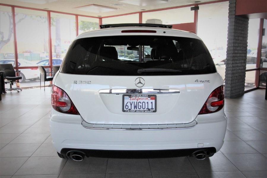 Used Mercedes-Benz R-Class 4MATIC 4dr R 350 2010 | 1 Stop Auto Mart Inc.. Garden Grove, California
