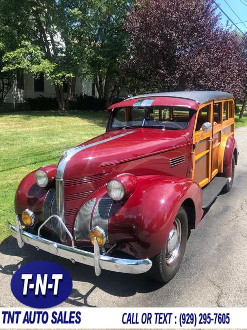 Used 1939 Pontiac SILVER STREAK WOODY in Bronx, New York | TNT Auto Sales USA inc. Bronx, New York