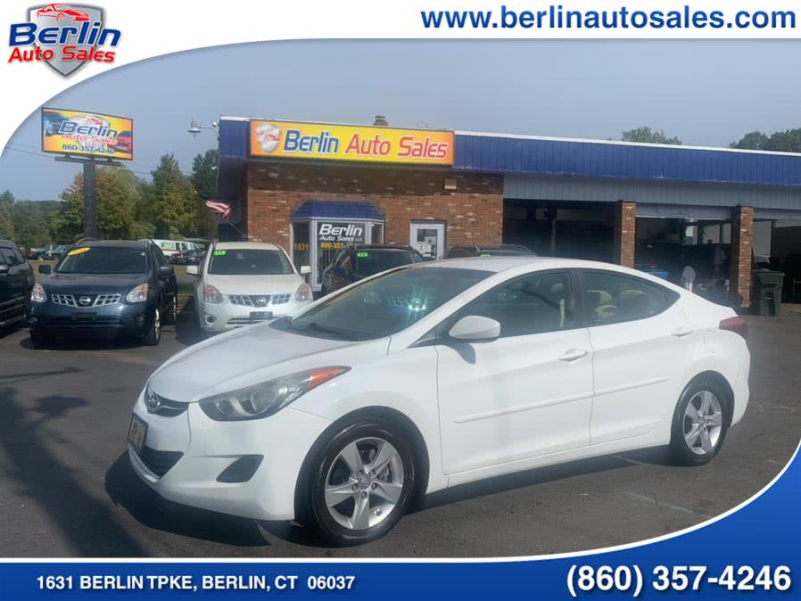 Used Hyundai Elantra 4dr Sdn Auto GLS (Alabama Plant) *Ltd Avail* 2011 | Berlin Auto Sales LLC. Berlin, Connecticut