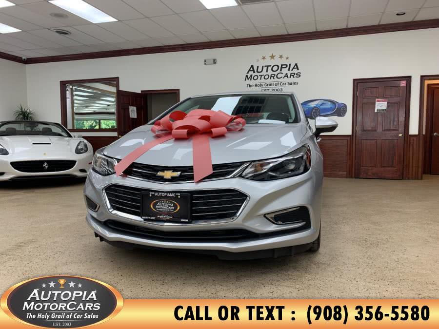 Used Chevrolet Cruze 4dr HB 1.4L Premier w/1SF 2017 | Autopia Motorcars Inc. Union, New Jersey