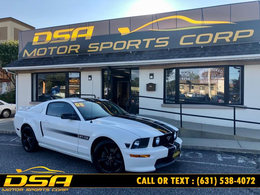 Used 2008 Ford Mustang in Commack, New York   DSA Motor Sports Corp. Commack, New York