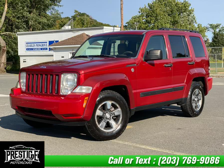 Used 2008 Jeep Liberty in Oakville, Connecticut | J&J Auto Sales & Repairs llc DBA Prestige Motorcar. Oakville, Connecticut