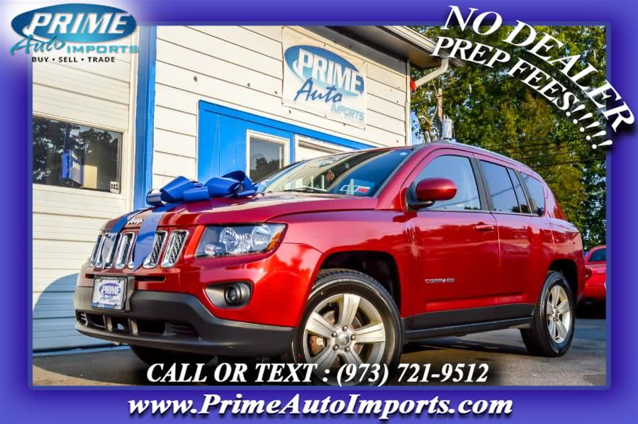 Used 2014 Jeep Compass in Bloomingdale, New Jersey | Prime Auto Imports. Bloomingdale, New Jersey