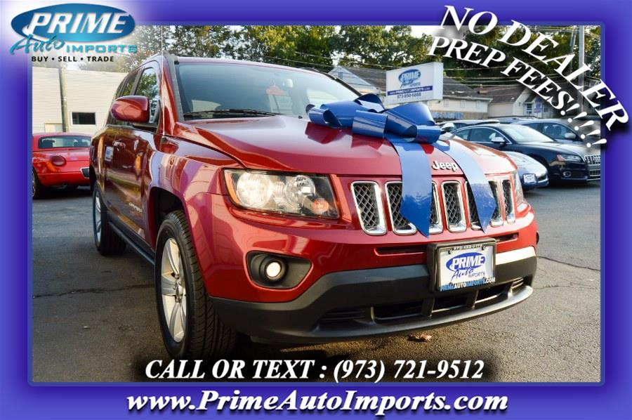 Used Jeep Compass 4WD 4dr Latitude 2014 | Prime Auto Imports. Bloomingdale, New Jersey
