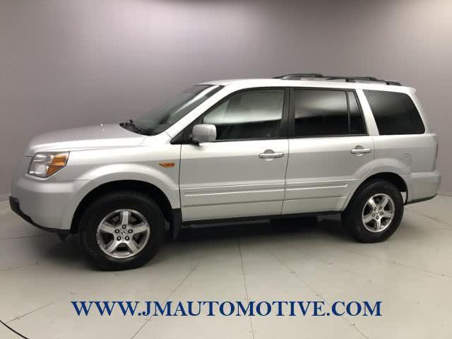 Used Honda Pilot 4WD 4dr EX 2007 | J&M Automotive Sls&Svc LLC. Naugatuck, Connecticut