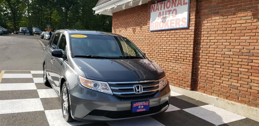 Used 2012 Honda Odyssey in Waterbury, Connecticut | National Auto Brokers, Inc.. Waterbury, Connecticut