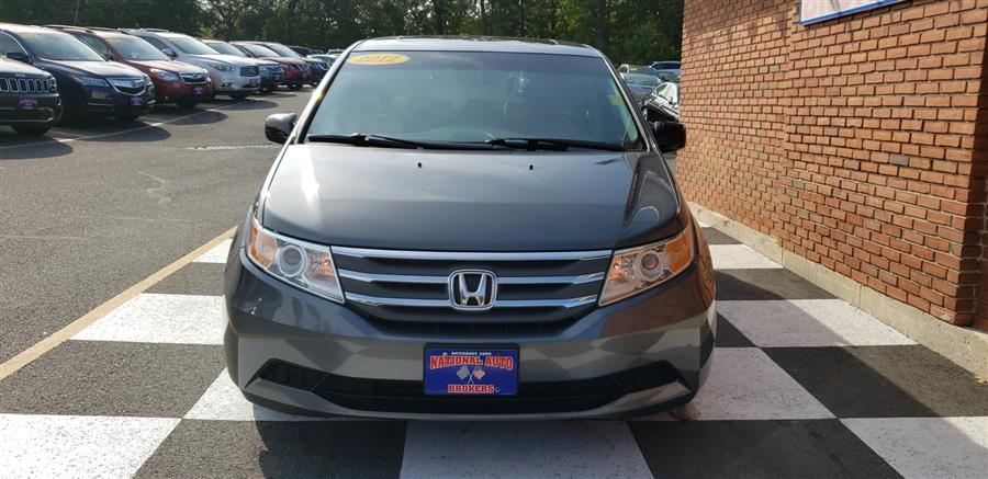 Used Honda Odyssey 5dr EX-L 2012 | National Auto Brokers, Inc.. Waterbury, Connecticut