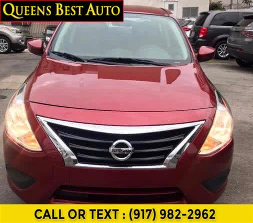 Used 2019 Nissan Versa Sedan in Jamaica, New York | Queens Best Auto, Inc.. Jamaica, New York
