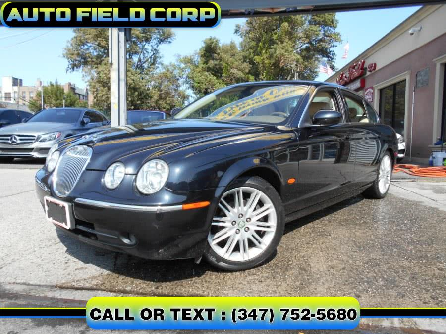Used Jaguar S-TYPE 4dr Sdn V6 2005 | Auto Field Corp. Jamaica, New York