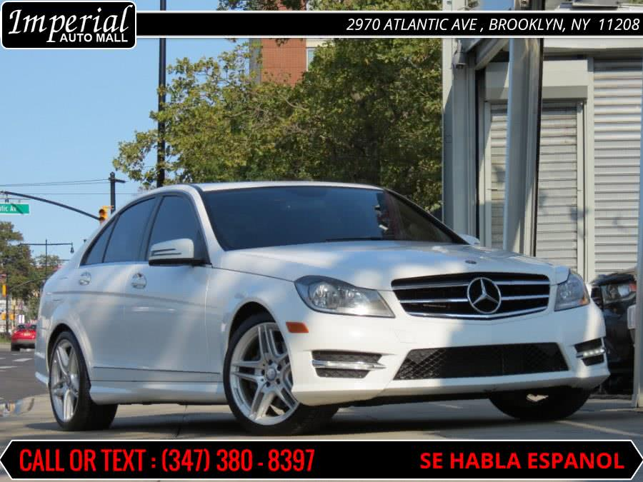 Used Mercedes-Benz C-Class 4dr Sdn C300 Sport 4MATIC 2014 | Imperial Auto Mall. Brooklyn, New York
