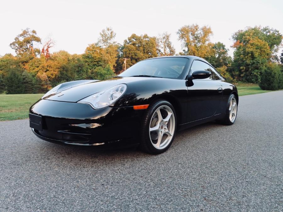 Used Porsche 911 Carrera 2dr Carrera Targa 6-Spd Manual 2003 | Meccanic Shop North Inc. North Salem, New York
