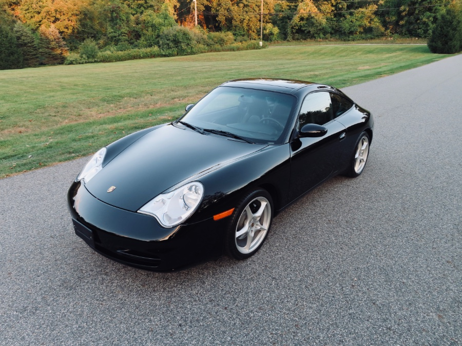 Used 2003 Porsche 911 Carrera in North Salem, New York | Meccanic Shop North Inc. North Salem, New York