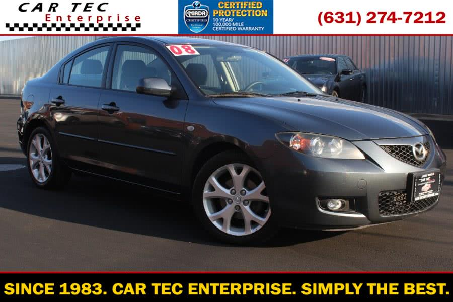 Used 2008 Mazda Mazda3 in Deer Park, New York | Car Tec Enterprise Leasing & Sales LLC. Deer Park, New York