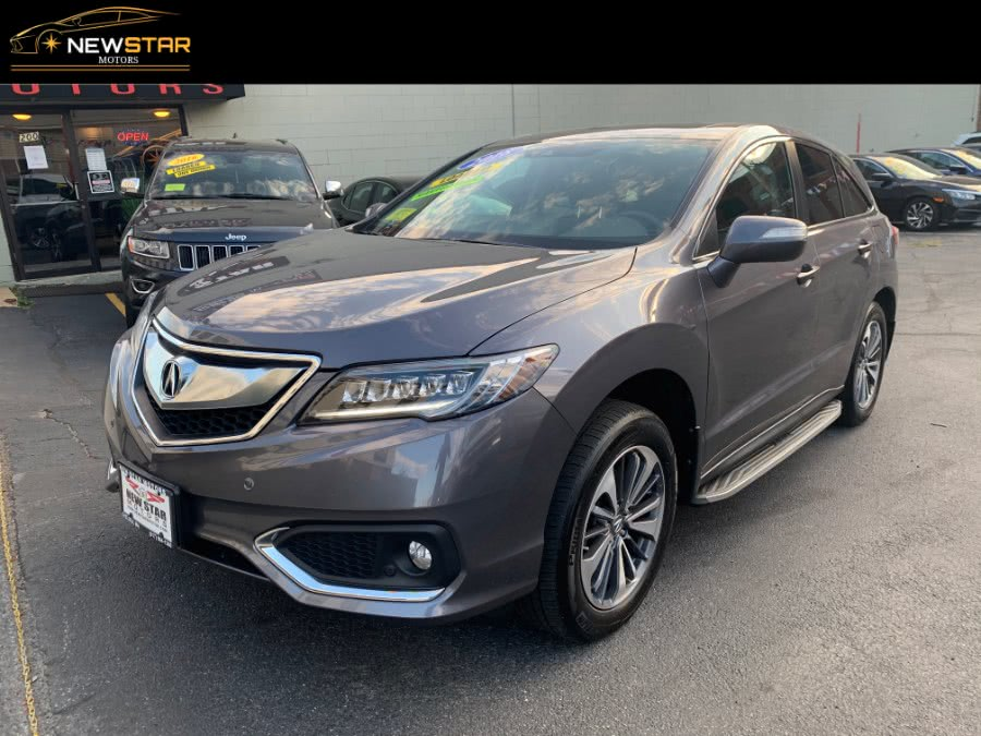 Used 2018 Acura RDX in Chelsea, Massachusetts | New Star Motors. Chelsea, Massachusetts