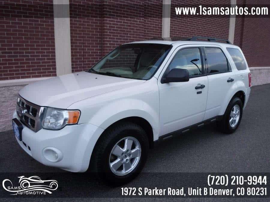 Used 2011 Ford Escape in Denver, Colorado | Sam's Automotive. Denver, Colorado