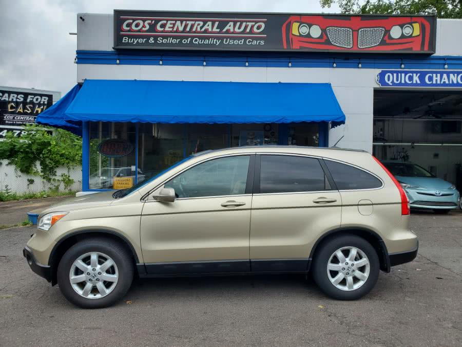 Used Honda CR-V EXL With Navigation 2008 | Cos Central Auto. Meriden, Connecticut