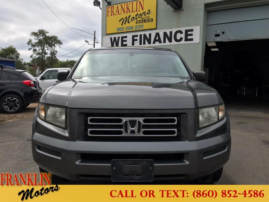 Used 2007 Honda Ridgeline in Hartford, Connecticut | Franklin Motors Auto Sales LLC. Hartford, Connecticut