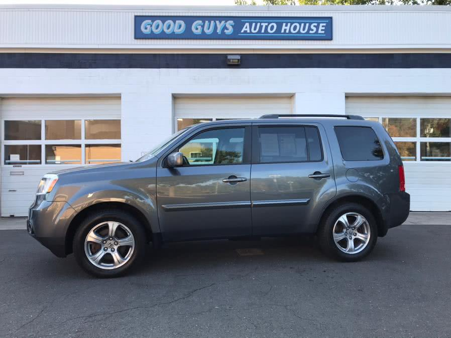 Used 2012 Honda Pilot in Southington, Connecticut | Good Guys Auto House. Southington, Connecticut