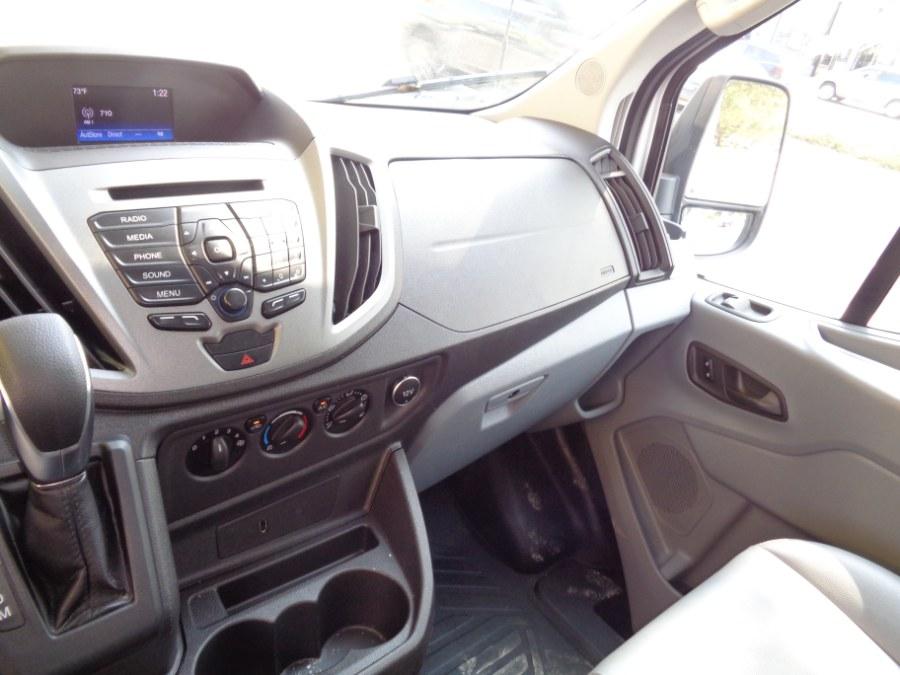 "Used Ford Transit Van T-250 148"" Med Rf 9000 GVWR Sliding RH Dr 2019   Sunrise Auto Sales. Rosedale, New York"