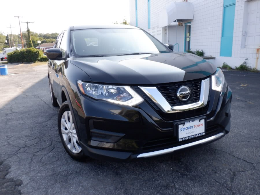 Used Nissan Rogue AWD S 2018 | Dealertown Auto Wholesalers. Milford, Connecticut
