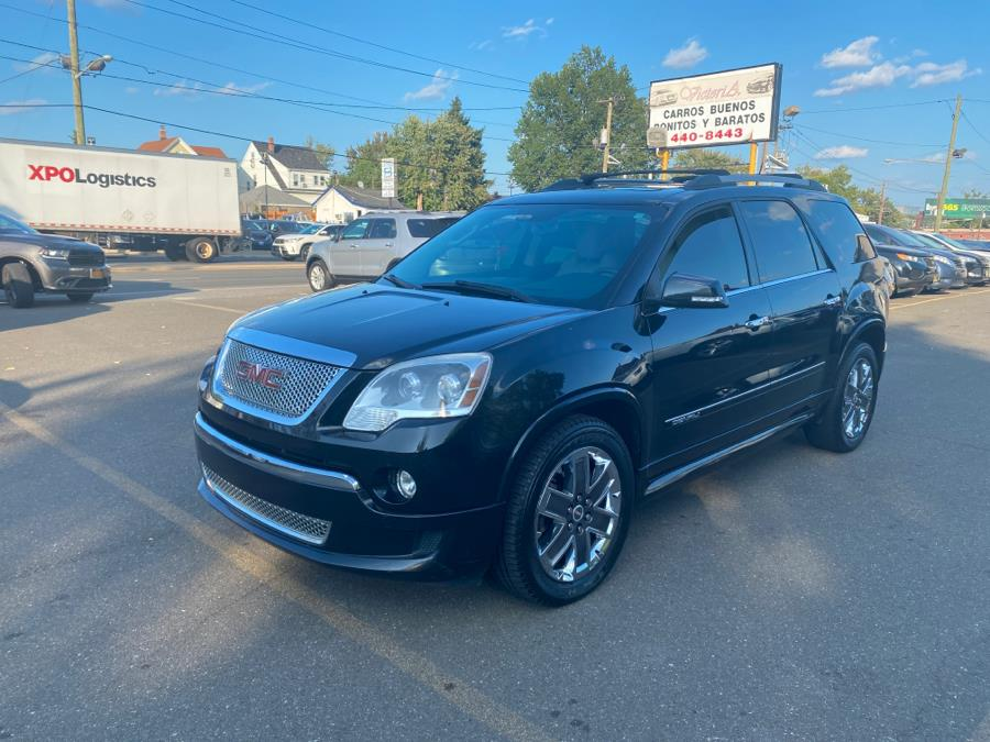Used GMC Acadia AWD 4dr Denali 2012 | Victoria Preowned Autos Inc. Little Ferry, New Jersey