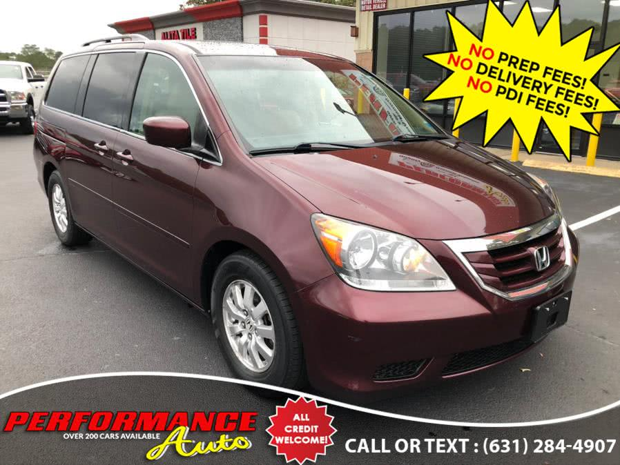 Used Honda Odyssey 5dr EX-L 2008 | Performance Auto Inc. Bohemia, New York