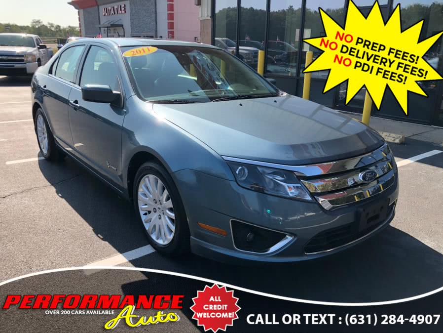 Used 2011 Ford Fusion in Bohemia, New York | Performance Auto Inc. Bohemia, New York