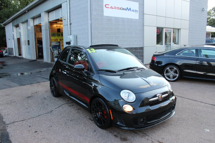 Used 2013 FIAT 500 in Manchester, Connecticut | Carsonmain LLC. Manchester, Connecticut