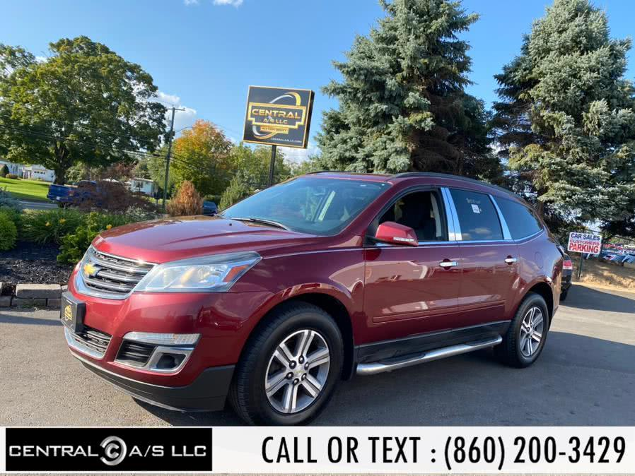 Used 2015 Chevrolet Traverse in East Windsor, Connecticut | Central A/S LLC. East Windsor, Connecticut