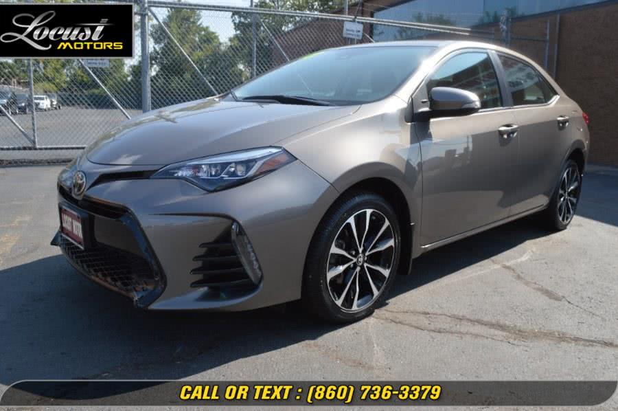 Used 2018 Toyota Corolla in Hartford, Connecticut | Locust Motors LLC. Hartford, Connecticut